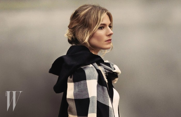 'The Tale of Thomas Burberry' Campaign - Sienna Miller (on embargo until 1 November 2016 8AM UK time)