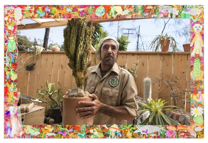 [보도스틸 1]Uncle Johnny at the Cactus Store, Los Angeles, 2015, Courtesy of The Selby