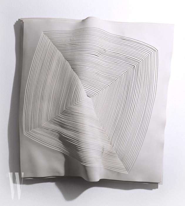 파올라 페치 'White Deforma'