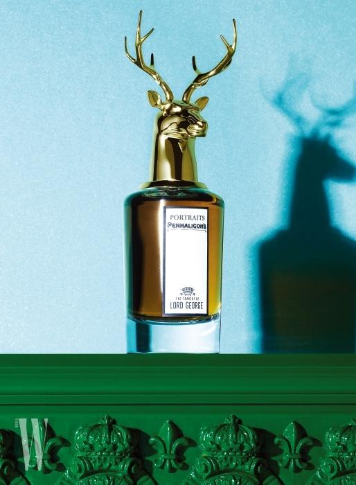 펜할리곤스 포트레이트 컬렉션 로드 조지 오 드 퍼퓸 75ml, 30만5천원.