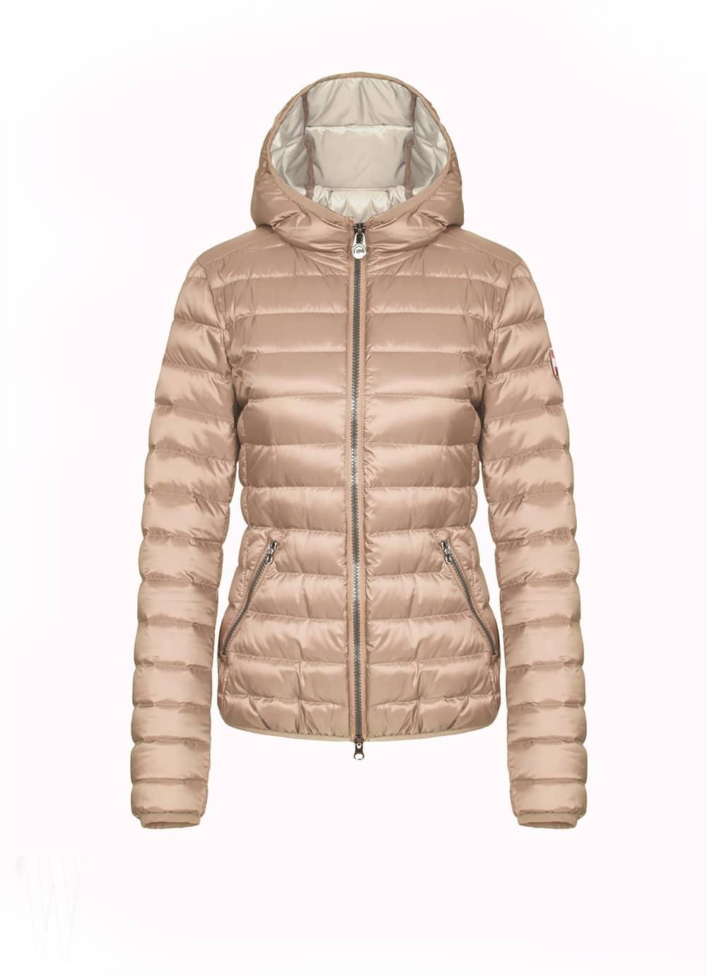 콜마오리지널스 초경량 여성 다운 후드 재킷 (MLF7WU02) / 429,000원