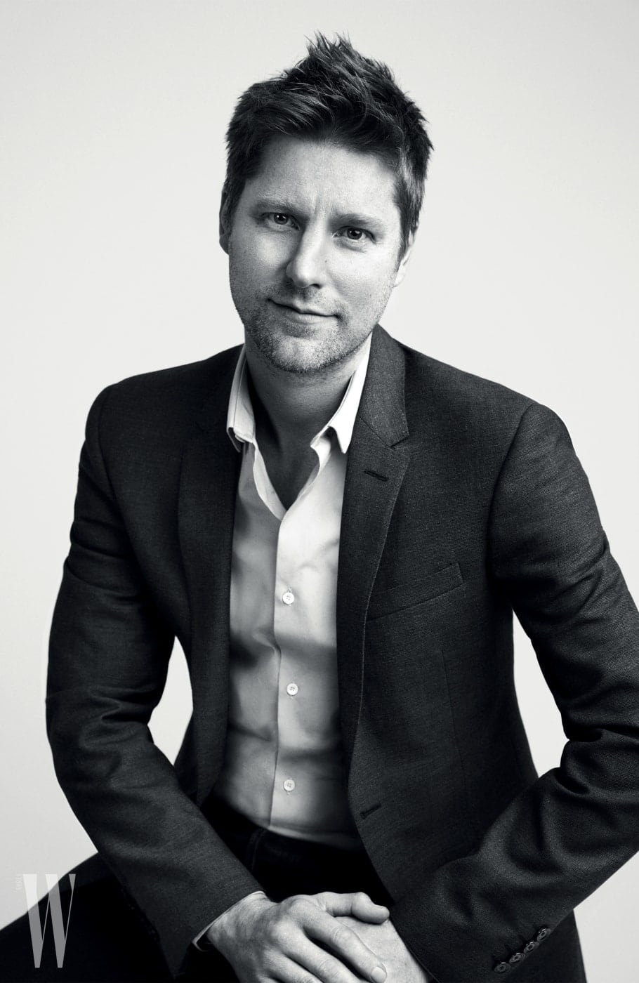 Burberry President and Chief Creative Officer Christopher Bailey