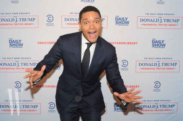 Comedy Central's The Daily Show Presents: The Donald J. Trump Presidential Twitter Library Opening Reception