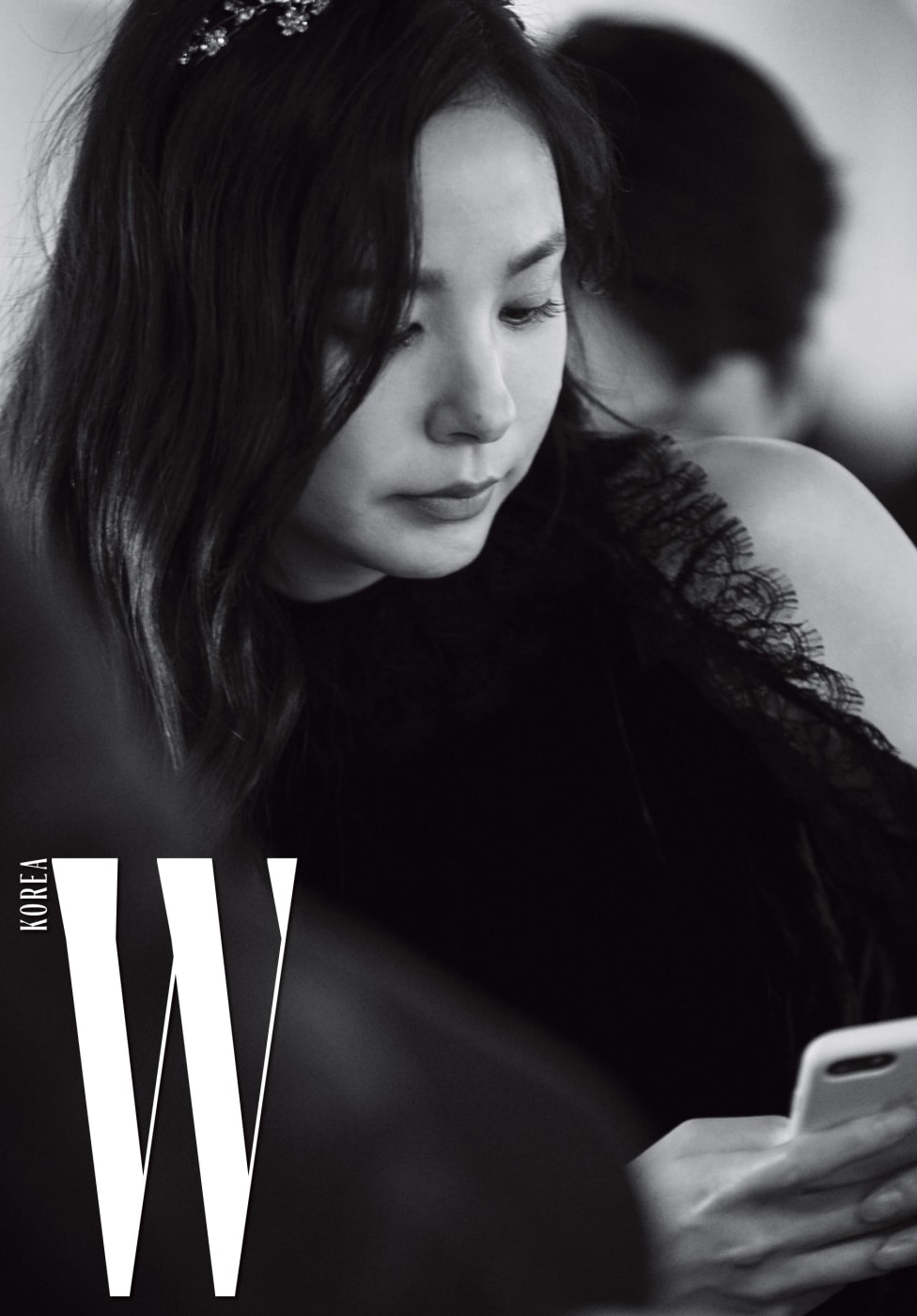 여성스러운 외모와 달리 털털하고 왈가닥 같은 반전매력의 배우 민효린.
