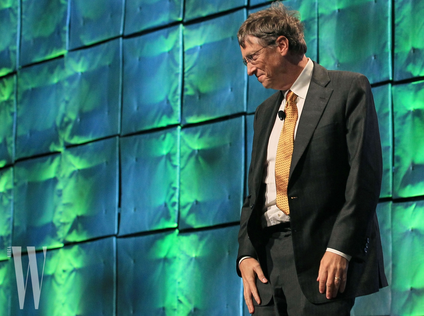 Bill Gates Takes Part In Health Summit In Washington