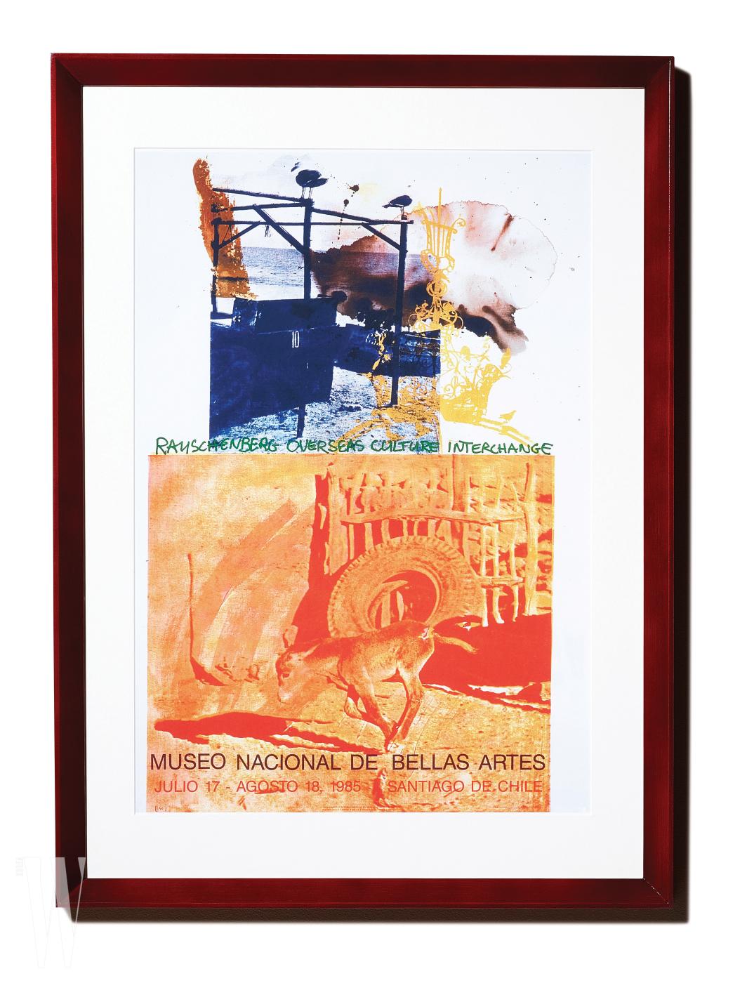 ROCI: Chile, Robert Rauschenberg by 와일드덕