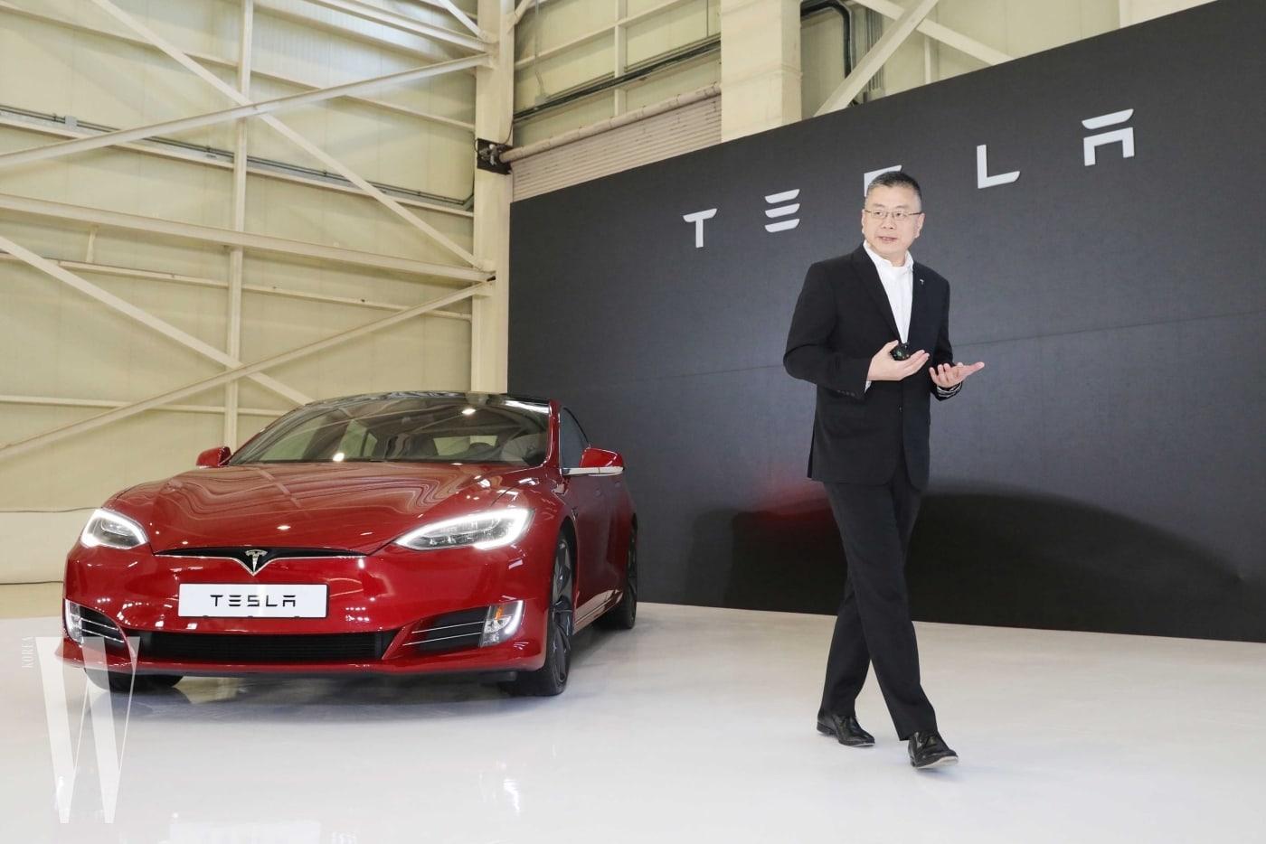 [사진자료] Tesla Model S P100D 출시 행사 (3)