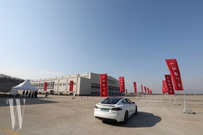 [사진자료] Tesla Model S P100D 출시 행사 (6)