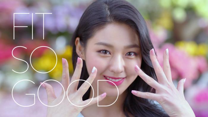 데싱디바 슬림핏 광고 설현 002