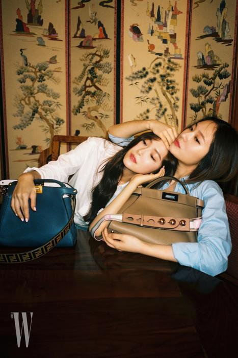 02_Fendi_MeAndMyPeekaboo2_Jessica and Krystal Jung