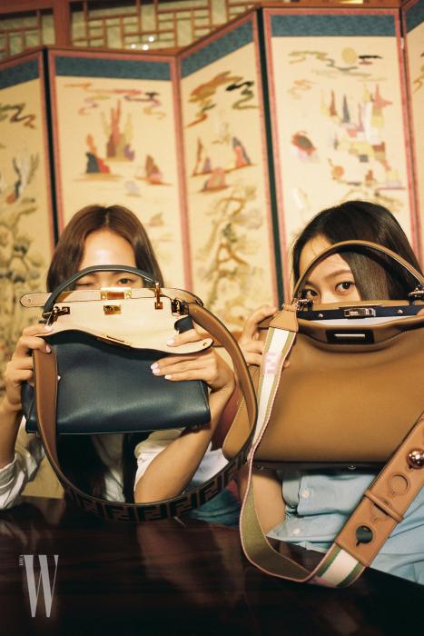 EXCLUSIVE PRESS_03_Fendi_MeAndMyPeekaboo2_Jessica and Krystal Jung