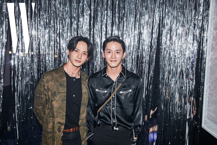 쌍둥이 댄서 권영돈, 권영득.