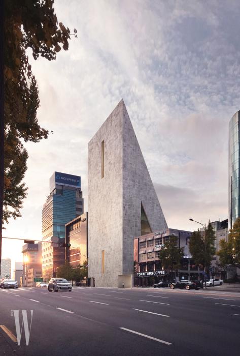 00_Rendering_SAMTAN HQ _ SongEun Art and Cultural Foundation