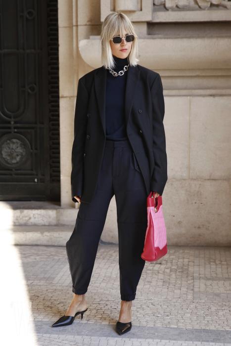 PFW Street Style Spring 2019: Linda Tol